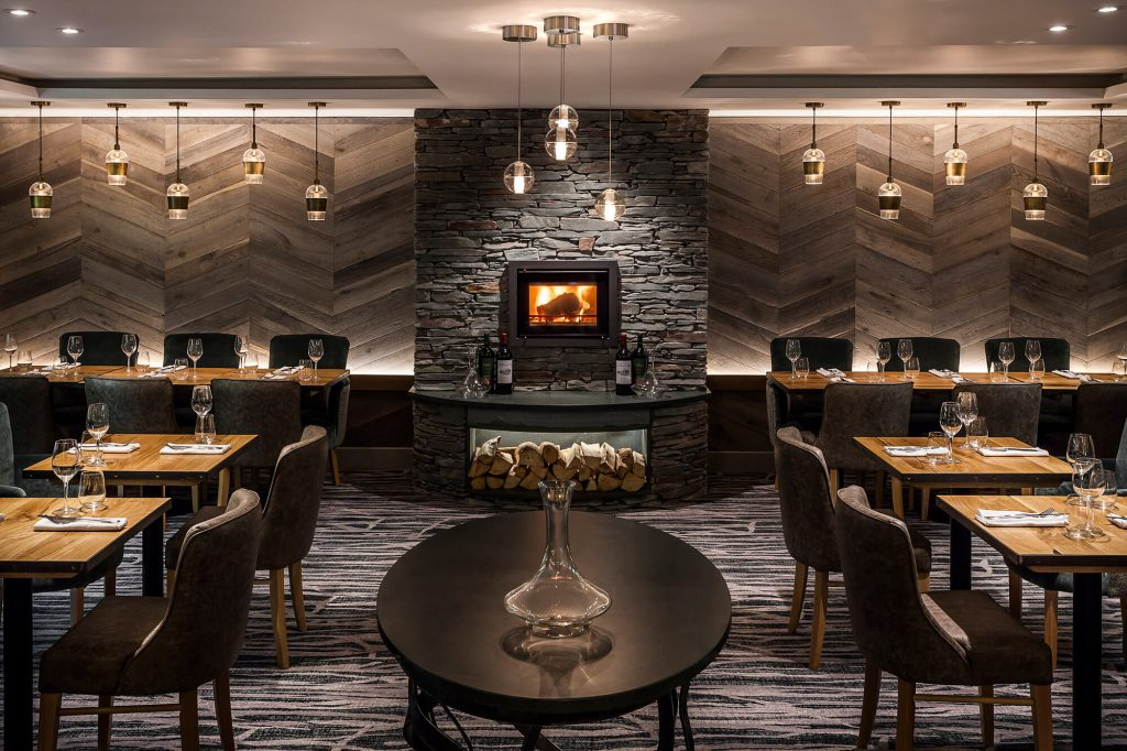 Stove Restaurant & Bar at The Langdale Hotel in The Lake District