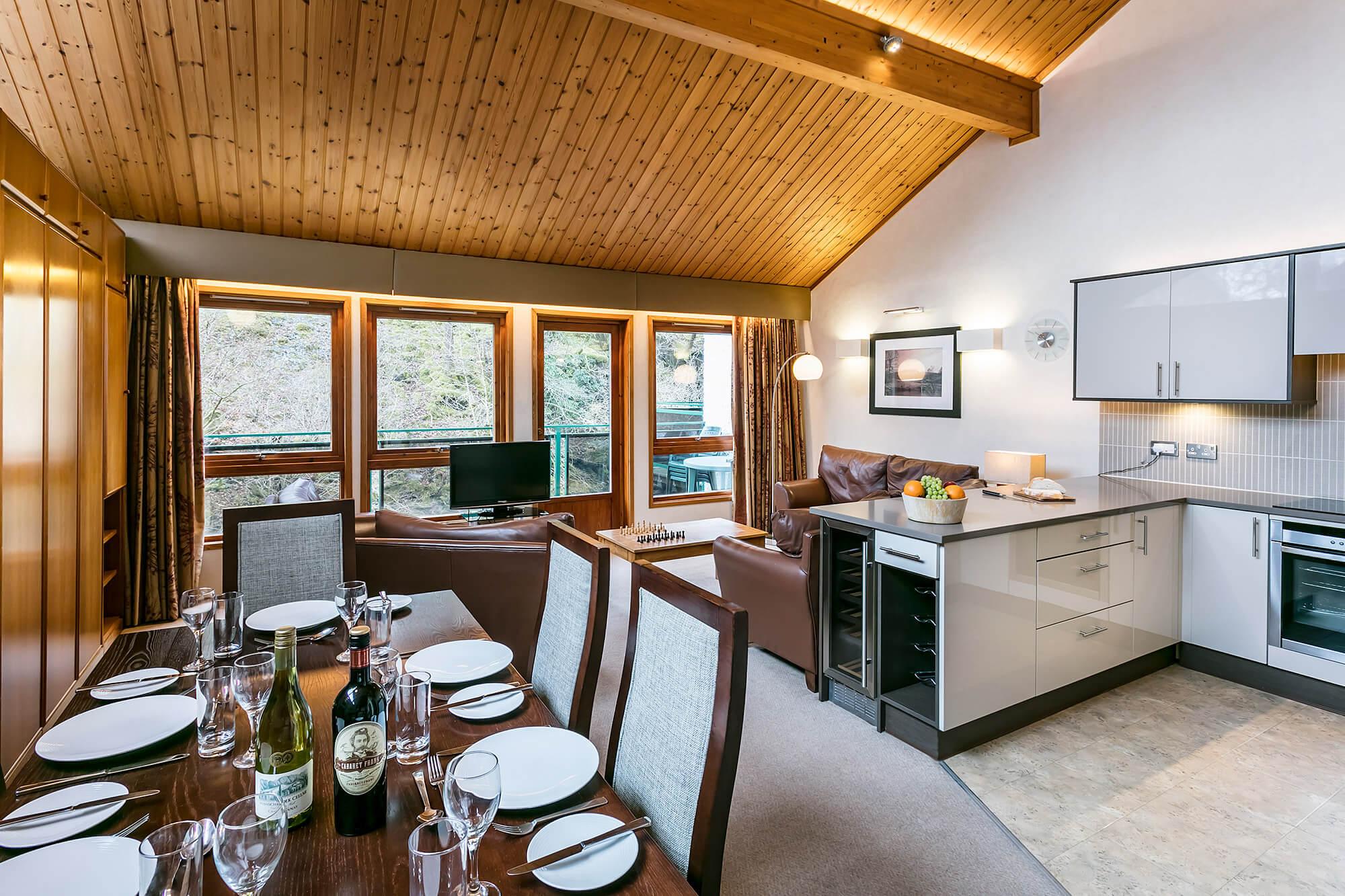Windermere Lodge Langdale Self Catering