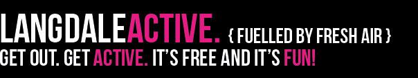 LangdaleActive.co.uk banner