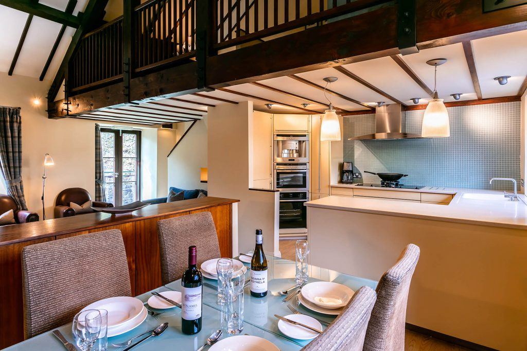 Beckside East - self catering holidays at The Langdale Estate