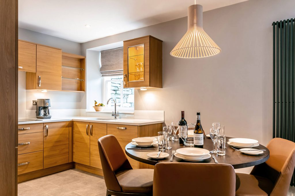 Chapel Stile Apartments - self catering holidays at The Langdale Estate