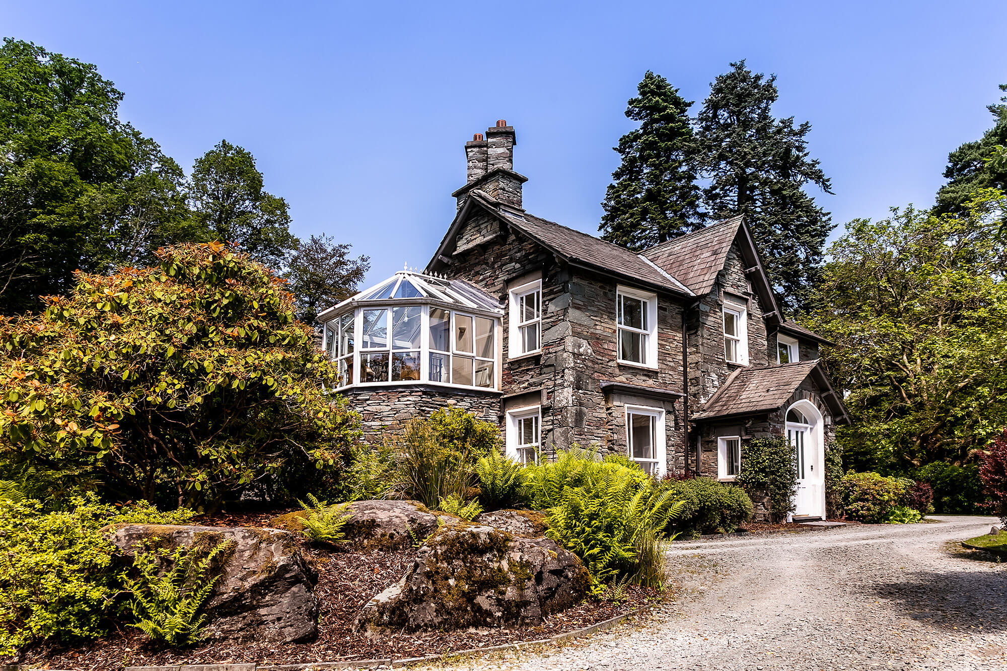Elterwater Hall Apartments Self Catering in The Lake District - The Langdale Estate