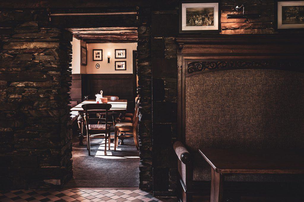 Wainwrights' Inn - Traditional Lakeland Pub