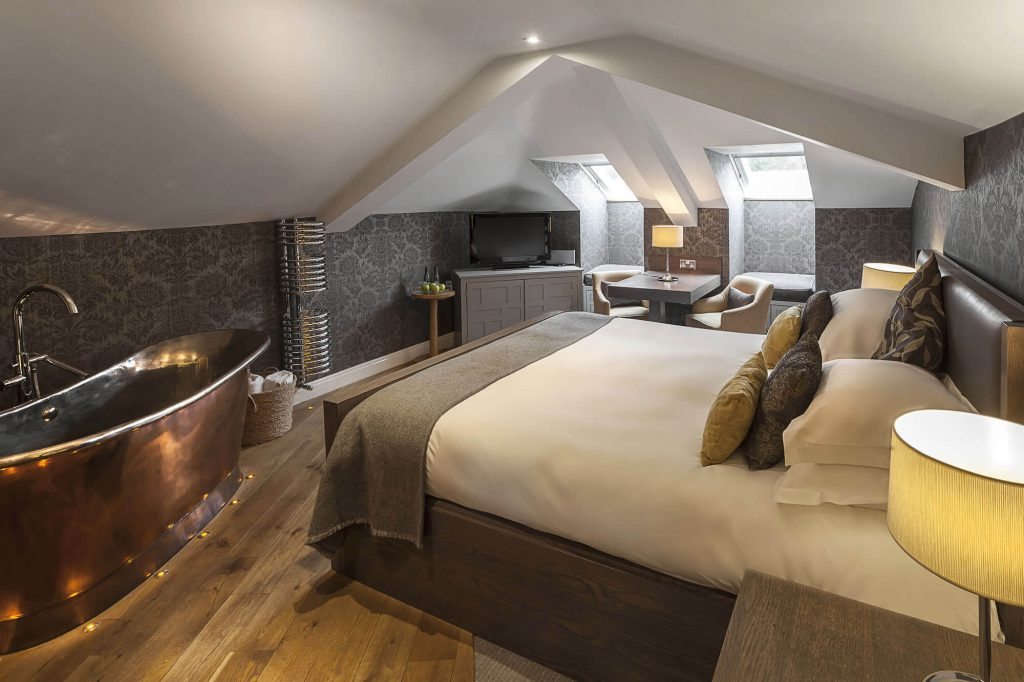The Langdale Hotel & Spa - The Attic Room