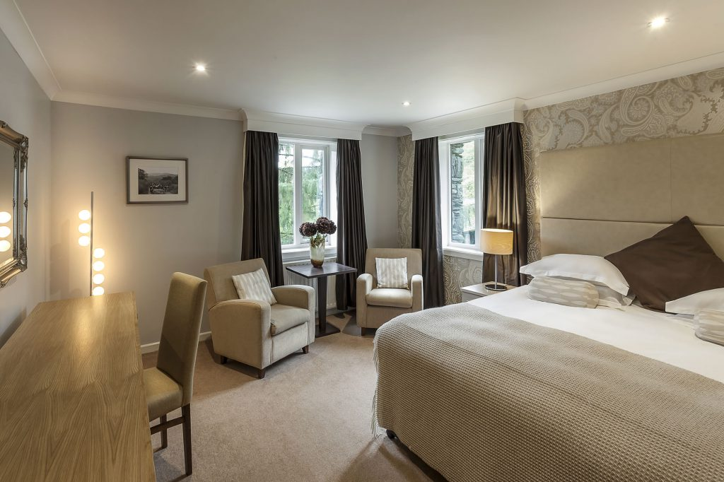 The Langdale Hotel & Spa - Roomy Lakeland Signature Room